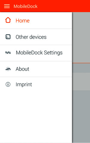 MobileDock_navigation_drawer