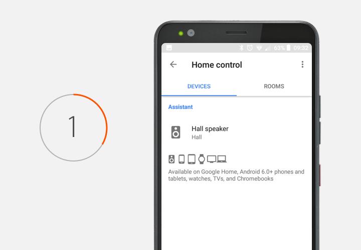 how do you install google home app