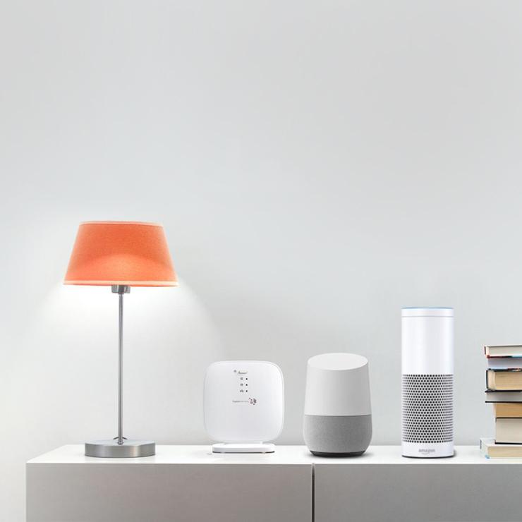 mit partnersystemen mehr sicherheit im smart home gigaset. Black Bedroom Furniture Sets. Home Design Ideas