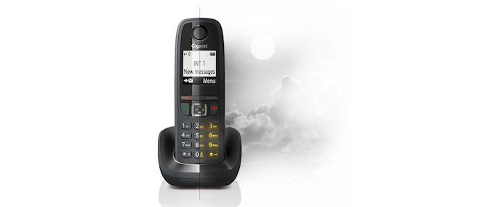 Le téléphone sans fil Gigaset AS470 est conçu pour votre confort. Profitez  d une excellente lisibilité – même dans de mauvaises conditions de  luminosité– ... 79e0aab59a52