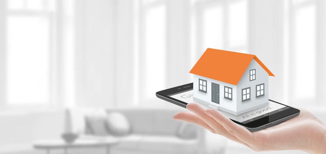 une maison s curis e gr ce aux syst mes d 39 alarme gigaset smart home gigaset. Black Bedroom Furniture Sets. Home Design Ideas